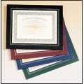 Leatherette Frame Certificate Holder